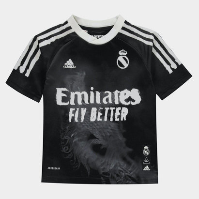 adidas Real Madrid Humanrace FC Junior