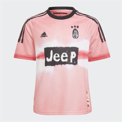 adidas Juventus Humanrace FC Shirt Junior