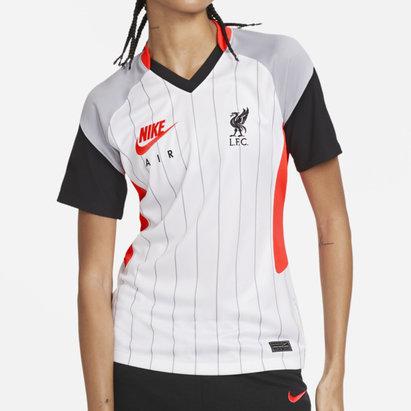 Nike Air Max Liverpool Stadium Shirt Ladies