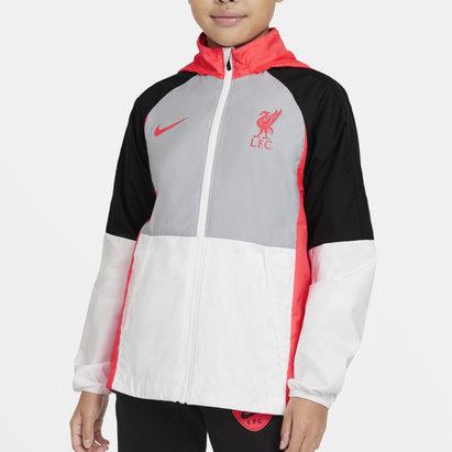 Nike Liverpool Jacket Junior