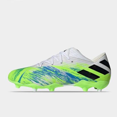 adidas Nemeziz 19.2 Firm Ground Football Boots Mens