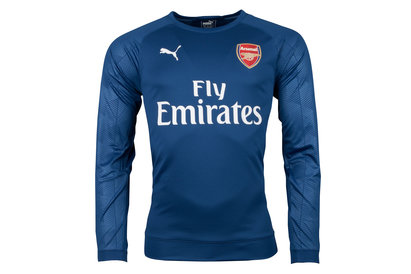 Puma Arsenal 17/18 Players Football Training Sweatshirt