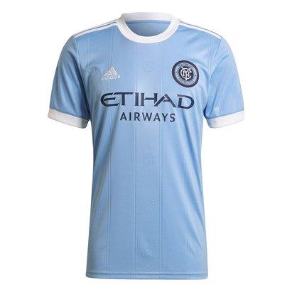 adidas New York City Home Shirt 2021