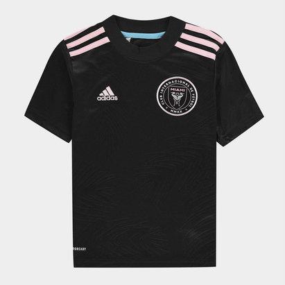adidas Inter Miami Away Shirt 2021 Junior