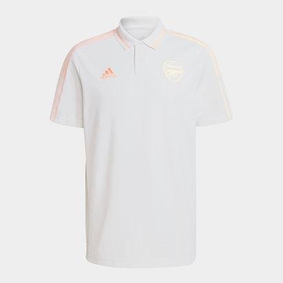 adidas Arsenal Polo Shirt Mens