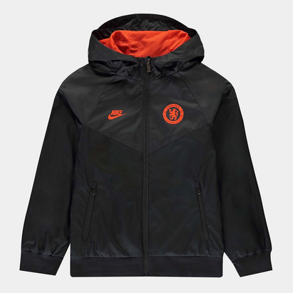 Nike Chelsea FC Windrun Jacket Junior Boys