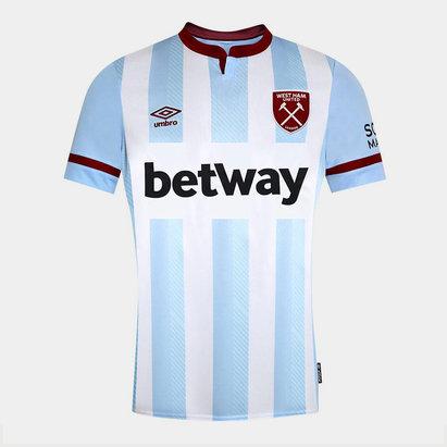 Umbro West Ham United Away Shirt 2021 2022