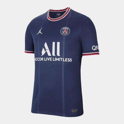 Nike Paris Saint Germain x Jordan Home Shirt 2021 2022
