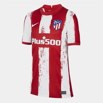 Nike Atletico Madrid Home Shirt 2021 2022 Junior