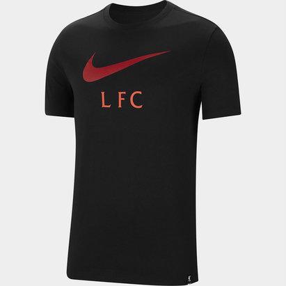 Nike Liverpool T Shirt Mens