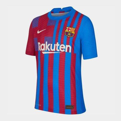 Nike Barcelona Match Home Shirt 2021 2022 Junior