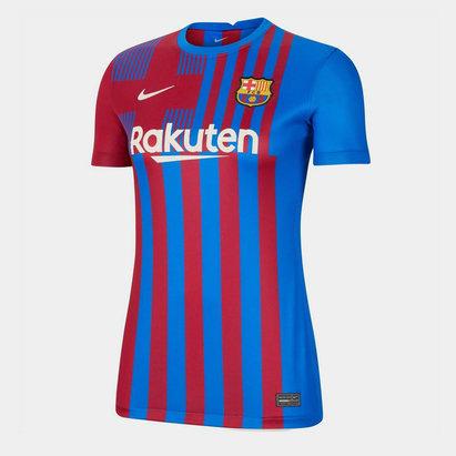 Nike Barcelona Home Shirt 2021 2022 Ladies
