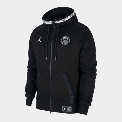 Nike Paris Saint Germain Full Zip Jacket Mens