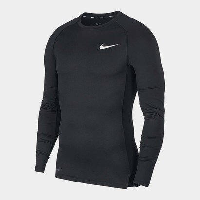 Nike Pro Core Long Sleeve Base Layer Mens