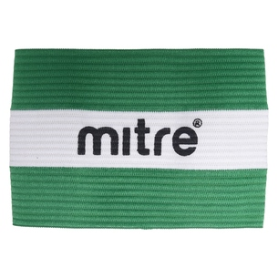 Mitre Captains Armband Green