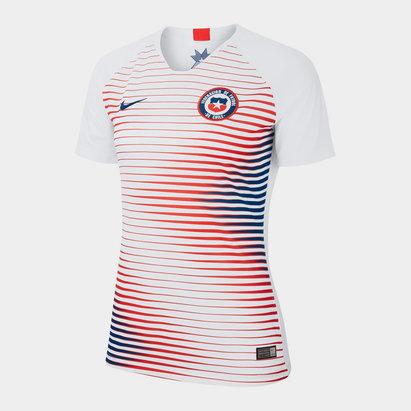 Nike Chile Away Jersey 2020 21 Ladies