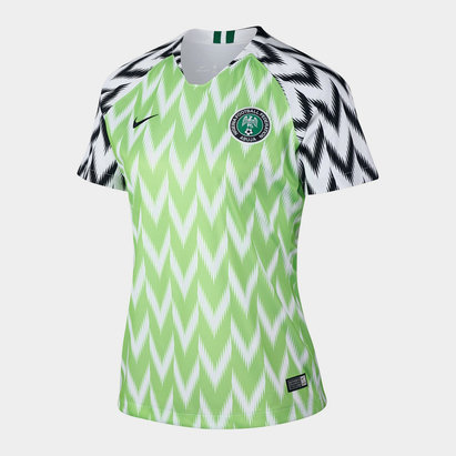 Nike Nigeria Home Shirt 2018 Ladies
