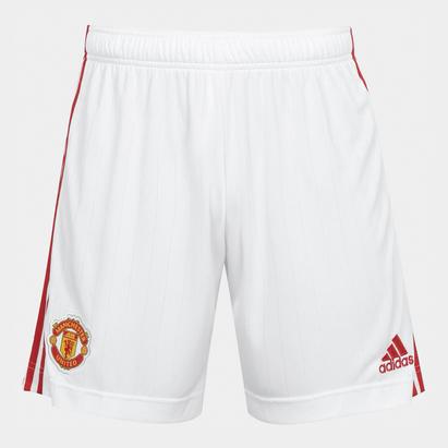 adidas Manchester United Home Shorts 2021 2022