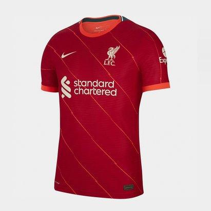 Nike Liverpool Match Home Shirt 2021 2022