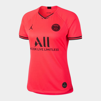 Nike PSG Away Jersey Ladies