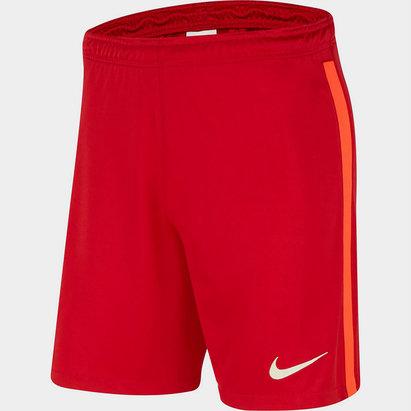Nike Liverpool Home Shorts 2021 2022