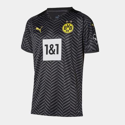 Puma Borussia Dortmund Away Shirt 2021 2022