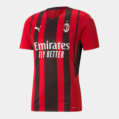 Puma AC Milan Authentic Home Shirt 2021 2022