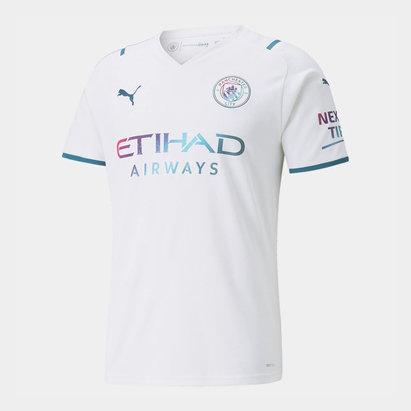 Puma Manchester City Away Shirt 2021 2022