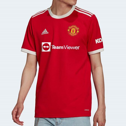 adidas Manchester United Home Shirt 2021 2022