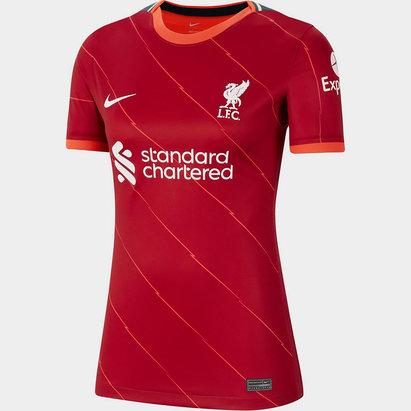Nike Liverpool Home Shirt 2021 2022 Ladies