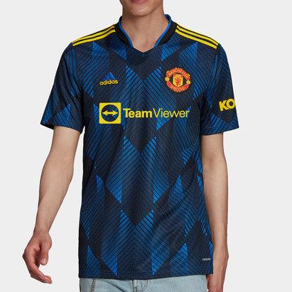 adidas Manchester United Third Shirt 2021 2022