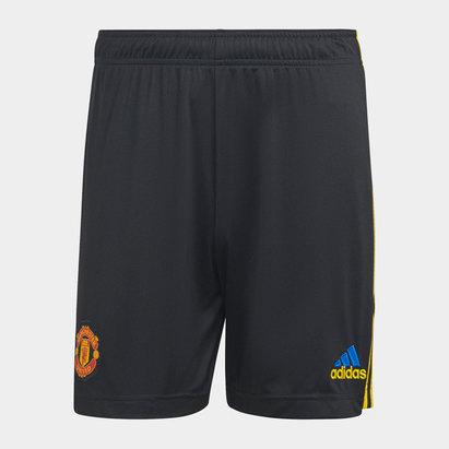 adidas Manchester United Third Shorts 202 half 2