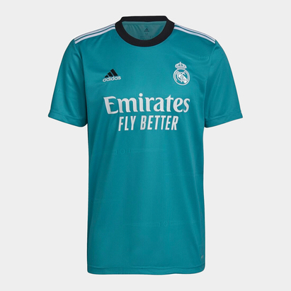 adidas Real Madrid Third Shirt 2021 2022