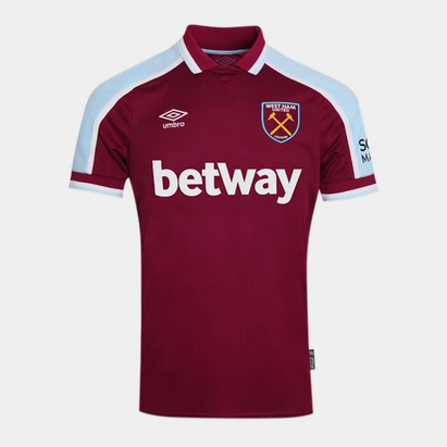 Umbro West Ham United Home Shirt 2021 2022