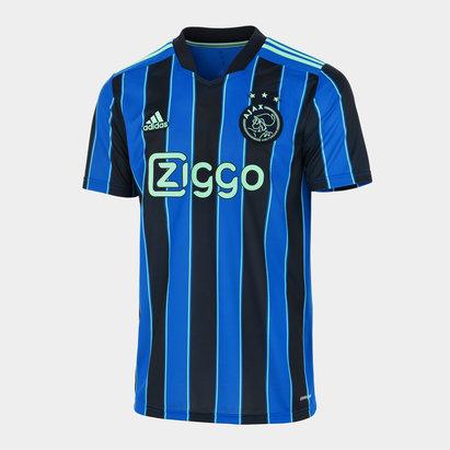 adidas Ajax Away Shirt 2021 2022 Junior