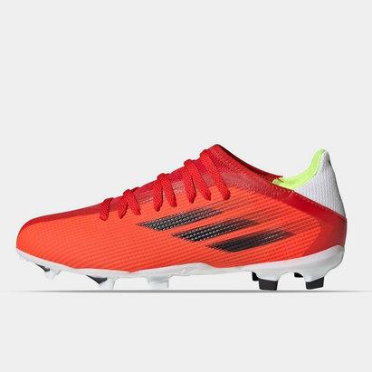 adidas X .3 Junior FG Football Boots