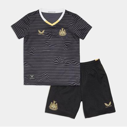 Castore Newcastle United Away Mini Kit 2021 2022