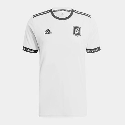adidas Los Angeles FC Away Shirt 2021
