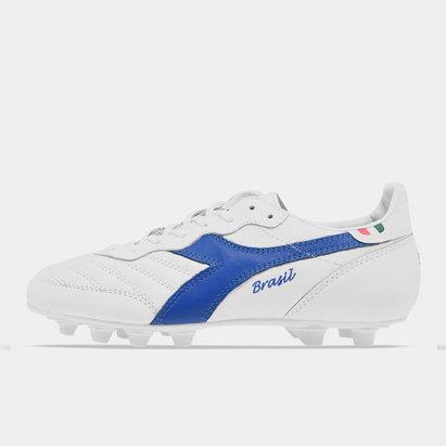 Diadora Brasil Italy FG Football Boots