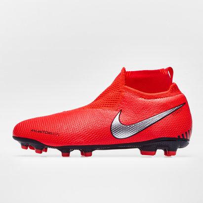 Nike Phantom Vision Kids Elite D-Fit FG Football Boots