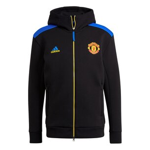 adidas Manchester United ZNE Hoodie 2021 2022 Mens