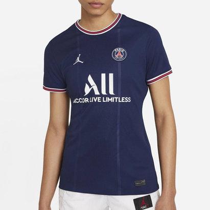 Nike Paris Saint Germain x Jordan Home Shirt 2021 2022 Ladies