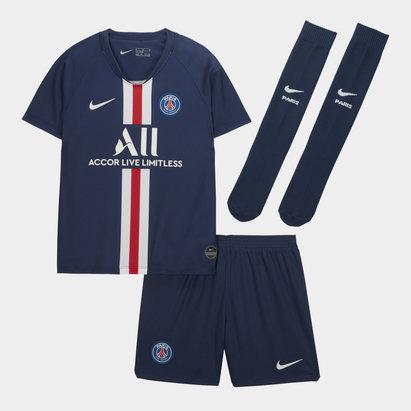 Nike Paris Saint-Germain 19/20 Home Mini Kit