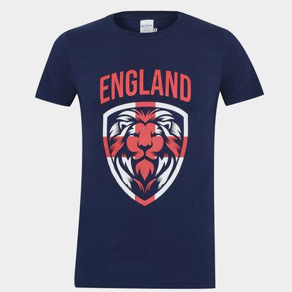 Euro 2020 Fan T Shirt Seniors