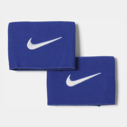 Nike Wide Guard Stays Royal/White