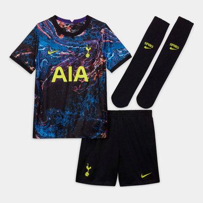 Nike Tottenham Hotspur Away Mini Kit 2021 2022