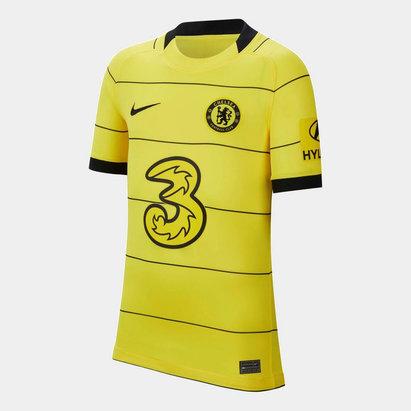 Nike Chelsea Away Shirt 2021 2022 Junior