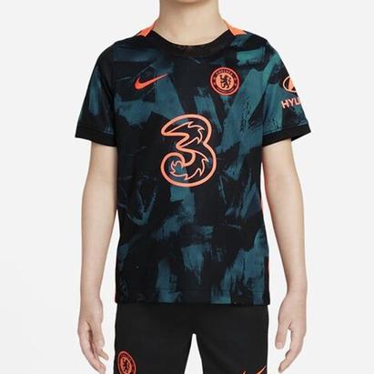 Nike Chelsea Third Mini Kit 2021 2022