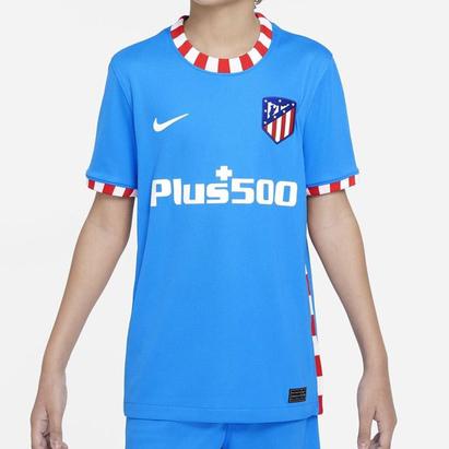 Nike Atletico Madrid Third Shirt 2021 2022 Junior
