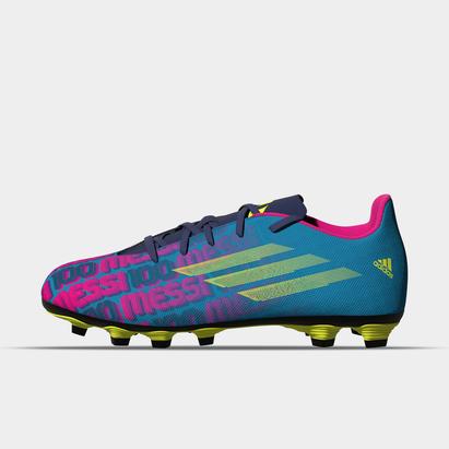 adidas X Messi .4 FG Junior Football Boots